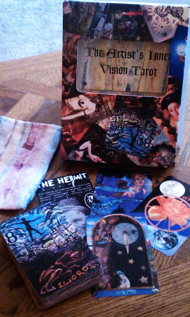 Artist's Inner Vision Tarot
