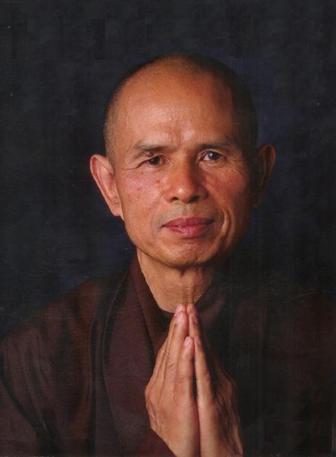 Thich Nhat Hanh Namaste