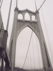 Saint Johns Bridge 2014. Photo by: Chrissy Miles